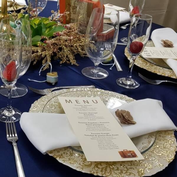Caterings con una gran variedad de Menú Criollo y Menú Internacional